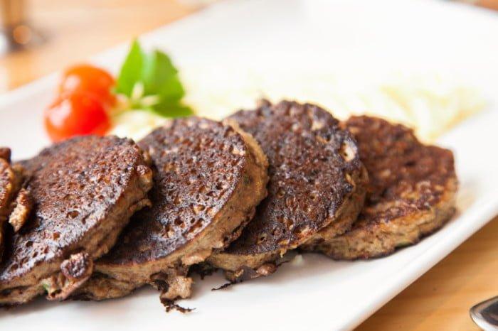 Рецепты с говяжьей печенью для ребенка