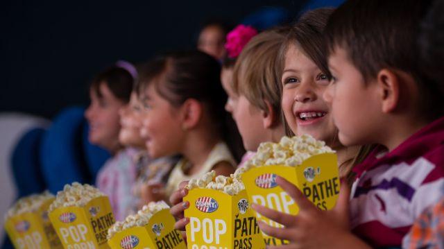 С какого возраста можно ходить с ребенком в кино