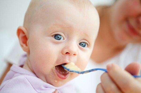Картофель прикорм детям