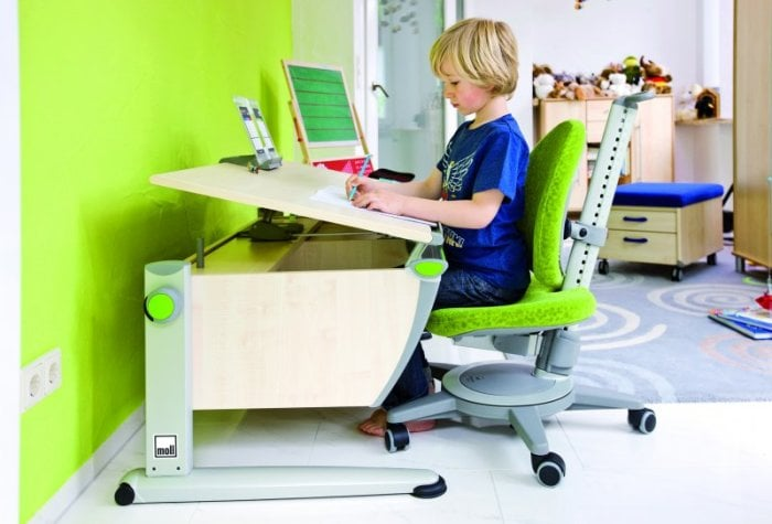 Как организовать рабочее место ребенку