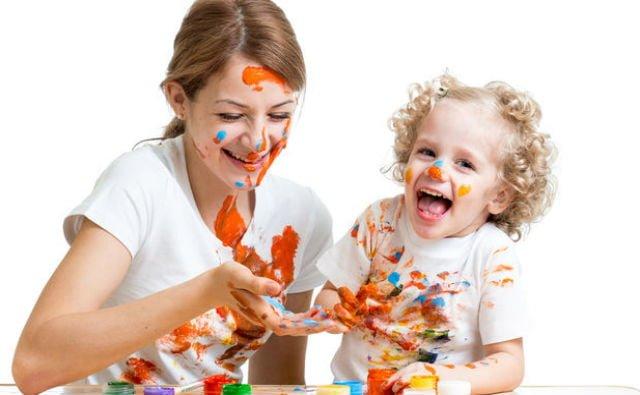 Рисуем с ребенком вместе