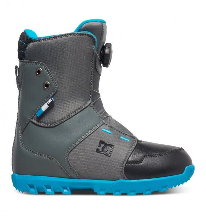 Ботинки для сноуборда детские