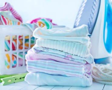 Нужно ли гладить детские вещи
