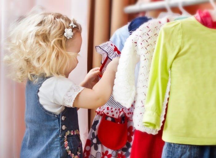 Советы родителям, как научить ребенка одеваться