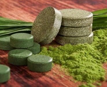 Спирулина порошок и таблетки