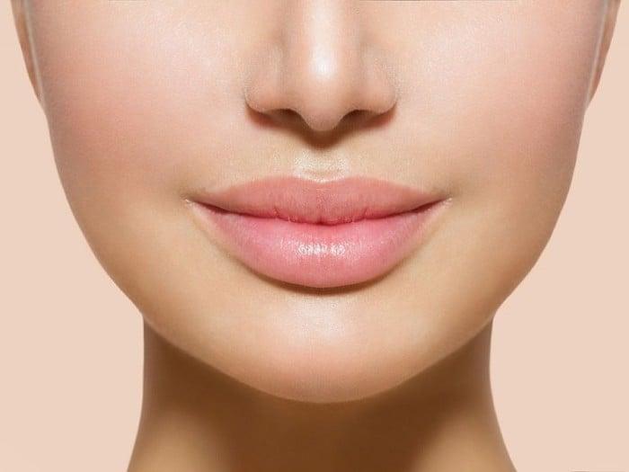 Увеличение губ при ГВ