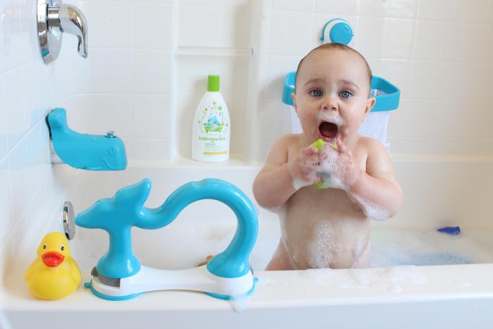 Игры для ванной для детей