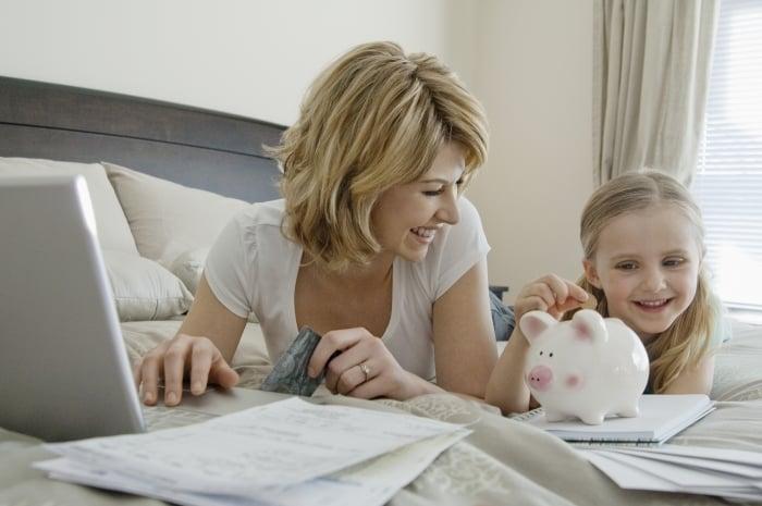 Льготы для одиноких мам