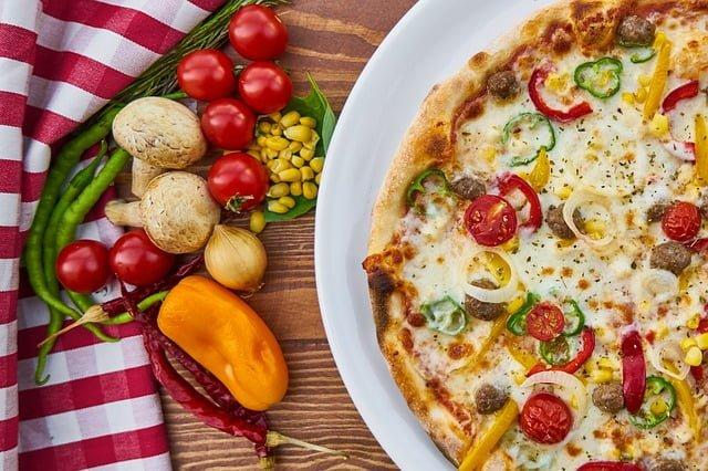 Безглютеновая пицца