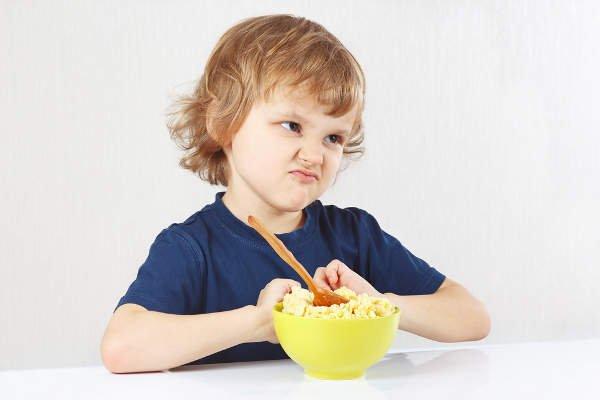 Что делать, ребенок не ест