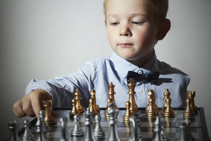 Польза шахмат для ребенка
