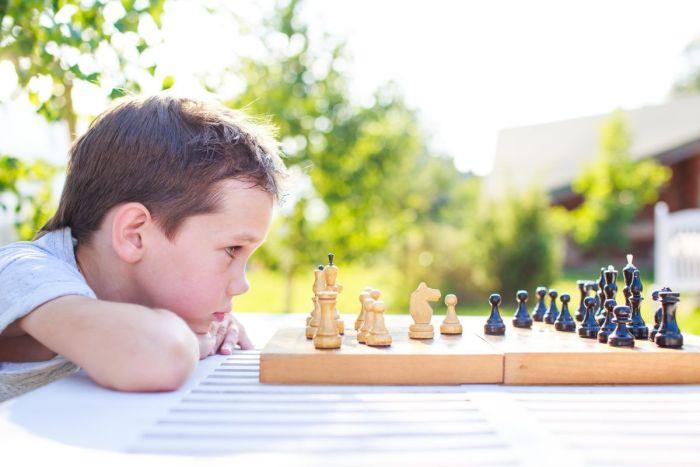 Как заинтересовать ребенка шахматами