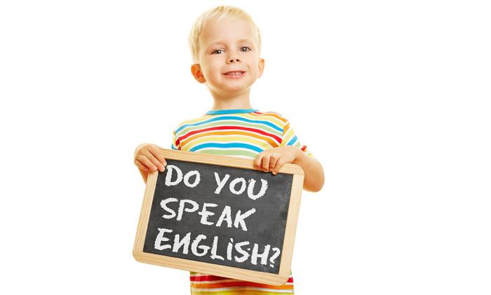 С какого возраста изучать английский с ребенком