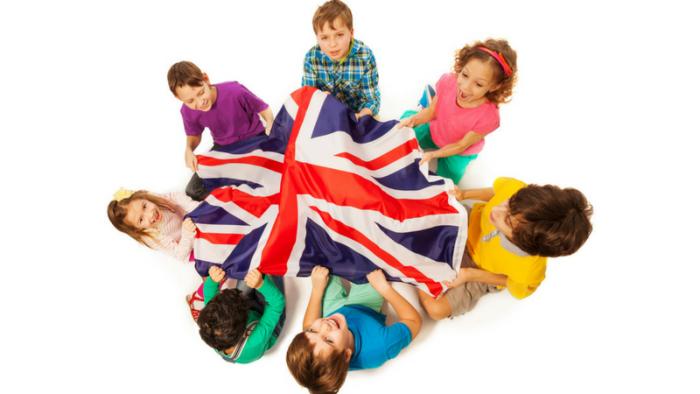 Занятия английским с детьми
