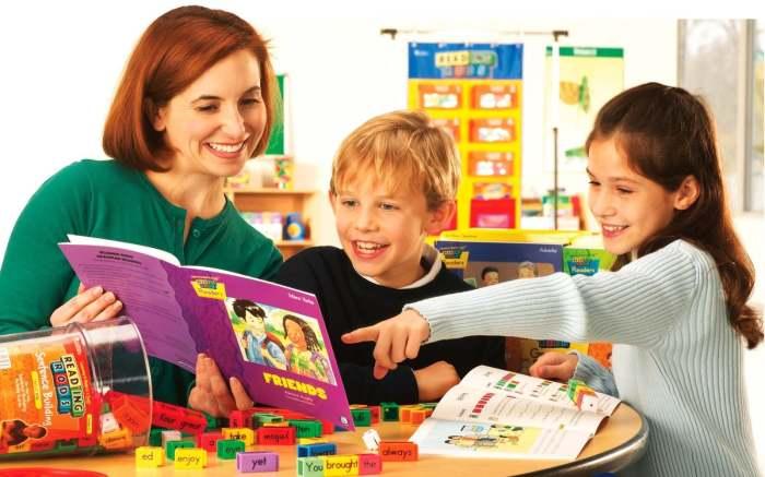 Методики обучения английскому языку для детей