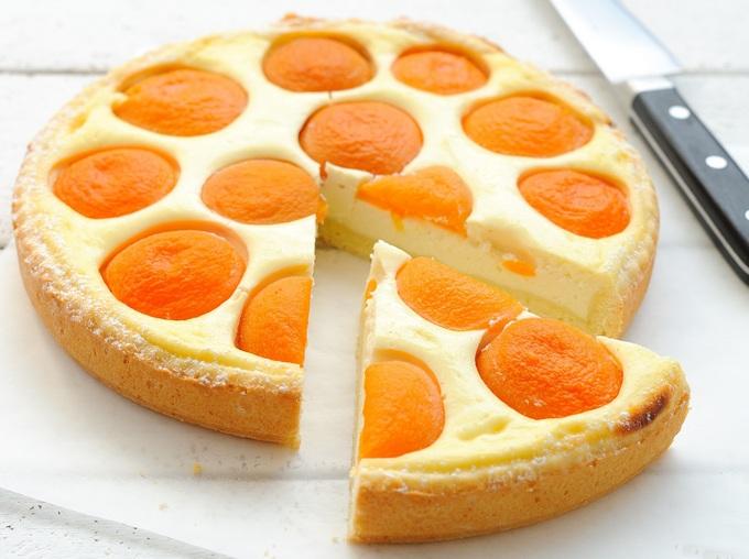 Запеканка с абрикосами