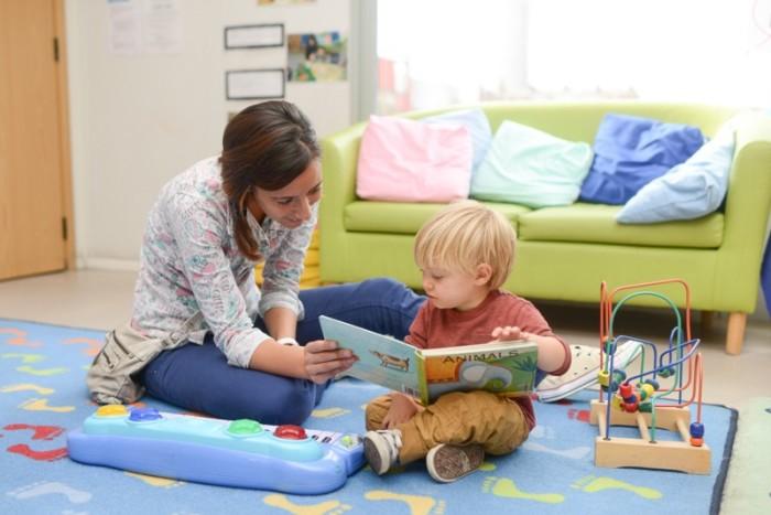Развитие речи у ребенка дома