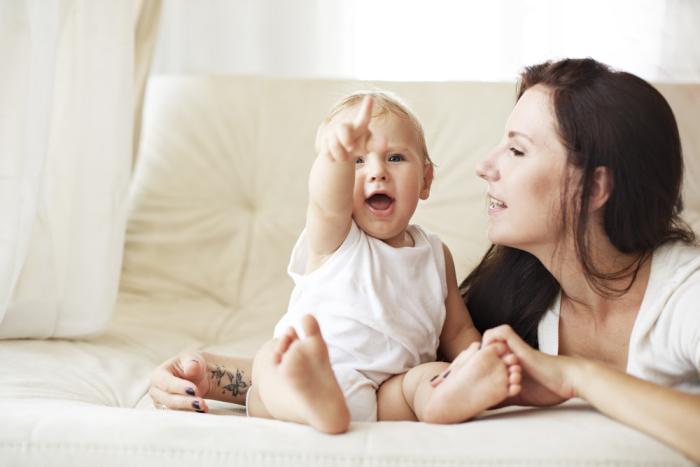 Развитие ребенка дома