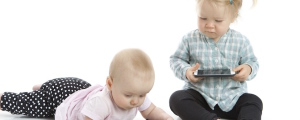 Как смартфон влияет на ребенка