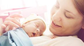 Мамам о новорожденных