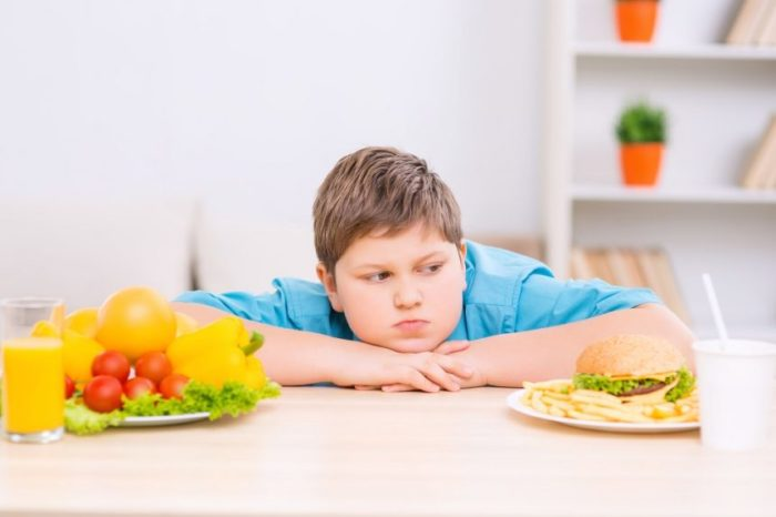 Чем опасен лишний вес у ребенка